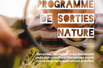 Programme sorties nature CBNBL